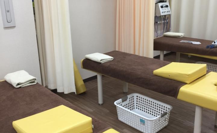 すずらん鍼灸接骨院 北区上飯田駅前2