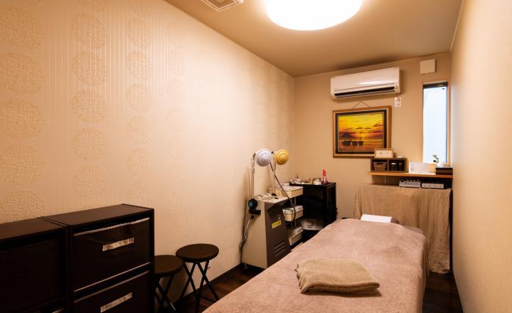 鍼灸専用室