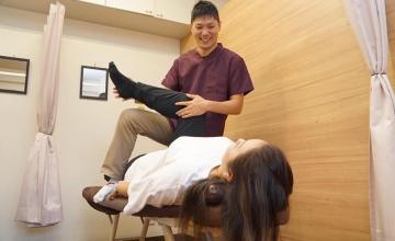 独自の骨盤矯正法は、産後すぐから施術可能
